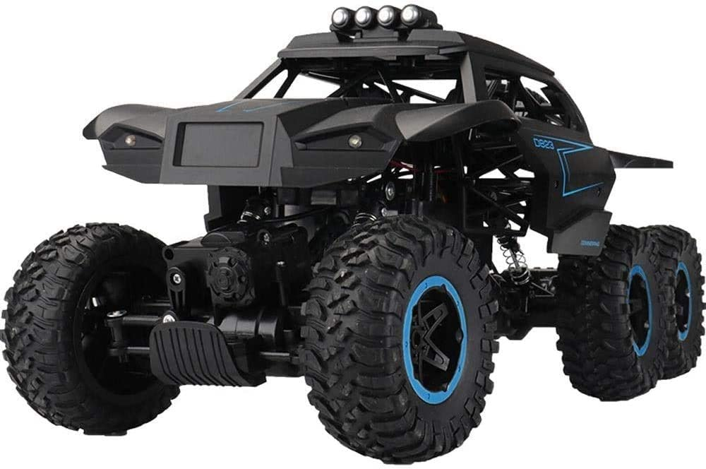 ZHLFDC 1:14 6WD In stock Large Feet Alloy Remote Control 2.4Ghz Outlet sale feature Wil Radio