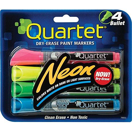 quartet dry erase paint markers - 8