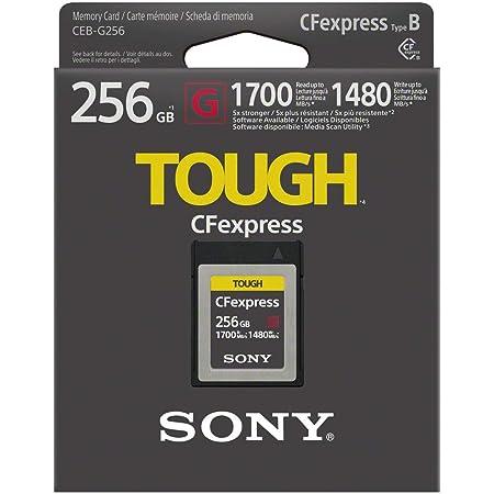 Sony Ceb G256 Cfexpress Speicherkarte Computer Zubehör
