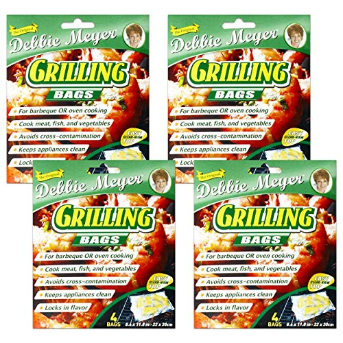 Debbie Meyer Grilling Bags (Grilling Bags (16 Count))