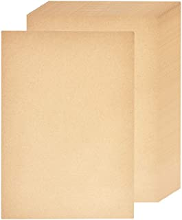 BENECREAT Papel Kraft Natural de Papel Kraft de 100 Hojas -