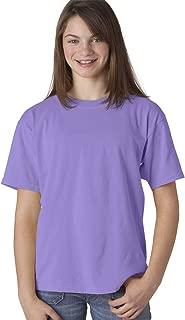 Youth 5.4 oz. Ringspun Garment-Dyed T-Shirt