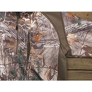 Browning Hells Canyon Performance Fleece 14 Zip Jacket