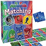 Wonder Forge PJ Masks Matching Game for Boys & Girls Age 3 and Up - A Fun & Fast Memory Game You Can Play Over & Over