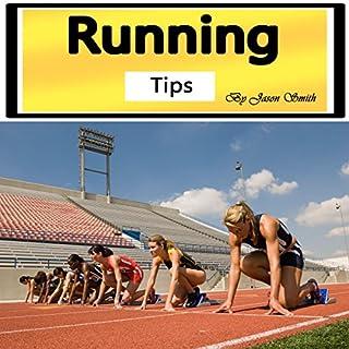 Running Tips audiobook cover art