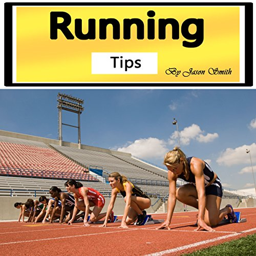 Running Tips audiobook cover art