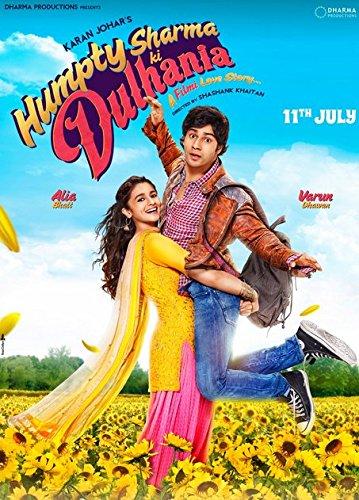 Humpty Sharma Ki Dulhania - Original Hindi Movie Blu-Ray / Varun Dhawan, Alia Bhatt