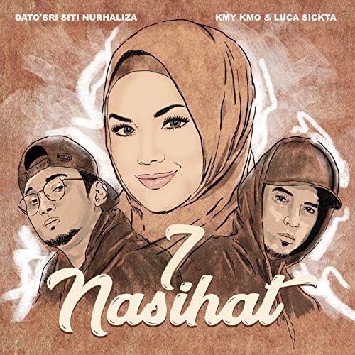 Dato' Sri Siti Nurhaliza, Kmy Kmo & Luca Sickta