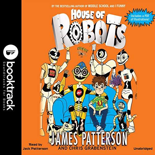 『House of Robots』のカバーアート