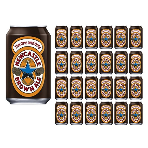 Newcastle Brown Ale Alc. 4.7% Vol. 24x 330ml