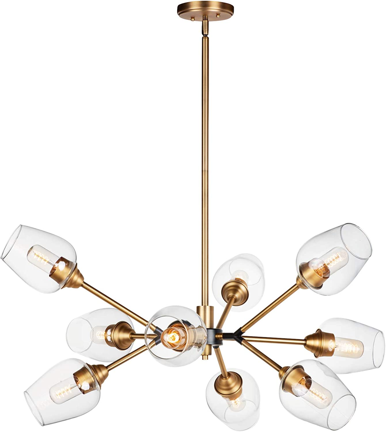 Branded Factory outlet goods Savvy 9-Light Chandelier