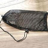 PerGrate Borsa a rete per immersione e asciugatura rapida, borsa per cordoncino da immersi...