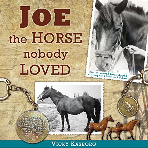 Joe - the Horse Nobody Loved audiobook cover art