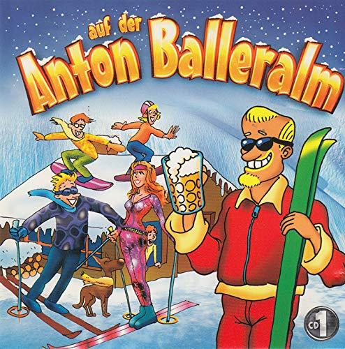 Anton auf der BaIIeraIm