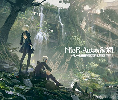 NieR:Automata Original Soundtrack [ with HACKING TRACKS ] Limited Edition