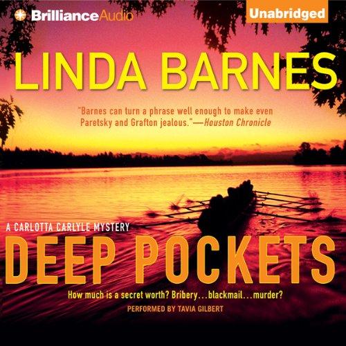 Deep Pockets audiobook cover art