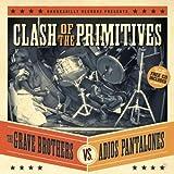 Clash Of The Primitives (Lp+cd) [Vinilo]