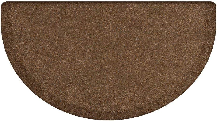 Factory outlet WellnessMats sale Studio Granite Copper Polyurethane 22 x Inch Sem 36