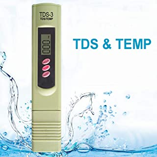 Water Quality Tester, MagicPro 2016 Newest Released Premium TDS-2 Handheld TDS Quality Water Tester Meter 0-9990 ppm TDS Measurement