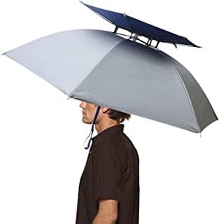 Hunter's Tail UV Umbrella Hat