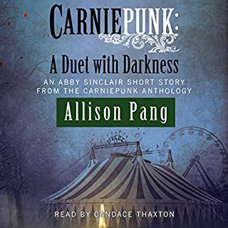 Carniepunk: A Duet with Darkness audiobook cover art