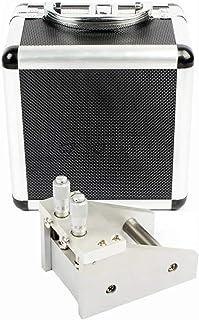 MXBAOHENG KTQ-II Applicateur de film humide réglable pour micromètre 0–3500 um (55 mm de largeur efficace)