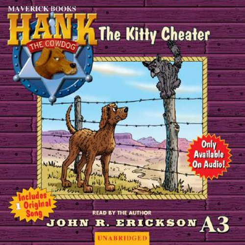 The Kitty Cheater audiobook cover art