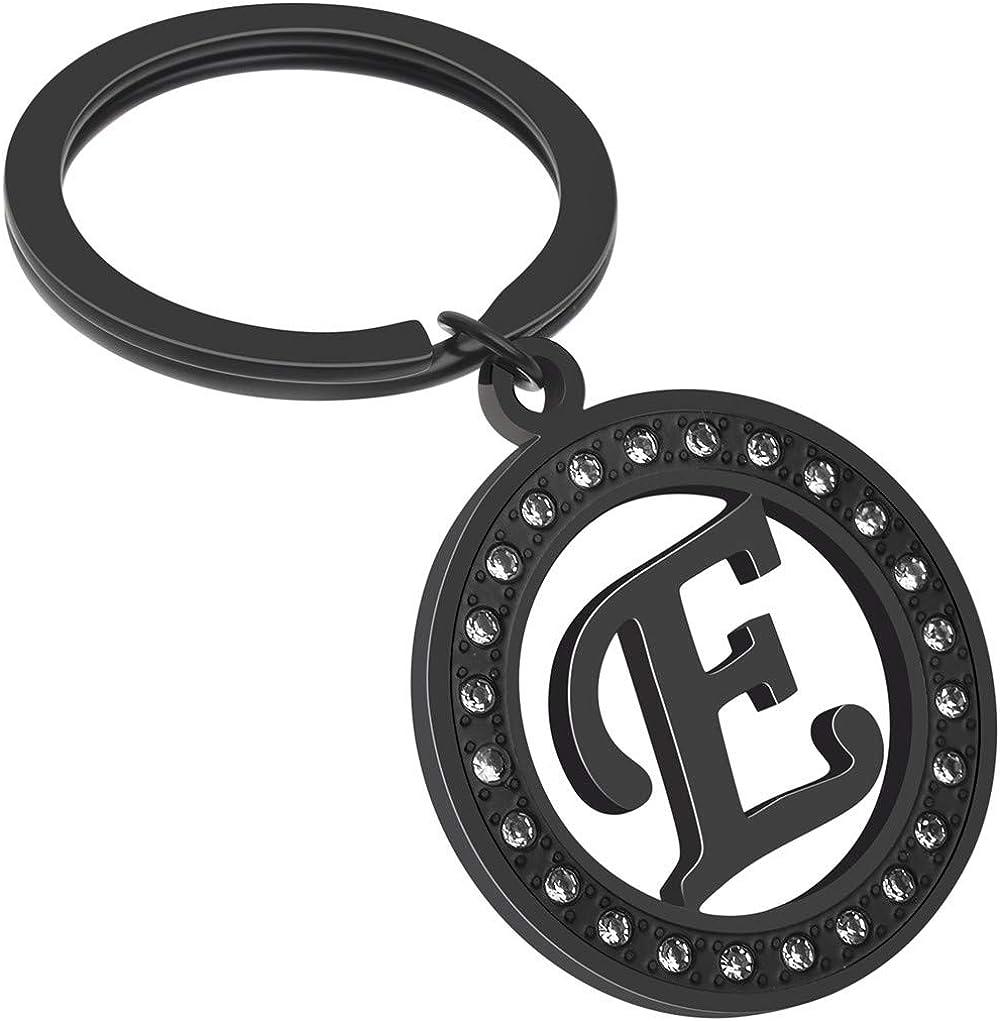 Zipper Charm Key Fob Bag Charm Small Gift Ornament Handmade Monogram Alphabets Felt Key Chain Felt Letter Keyring Key Tag