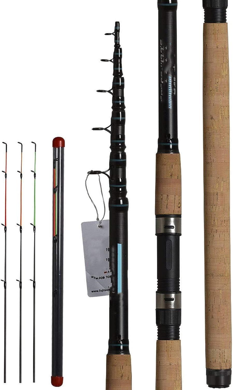 Feeder Fishing Rod Telescopic Spinning Casting Travel Rod 3.3 3.6m Vara de Carp Feeder 60180g Pole