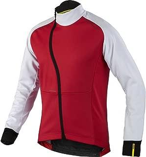 Mavic Cosmic Pro Wind JAcket Bright Red