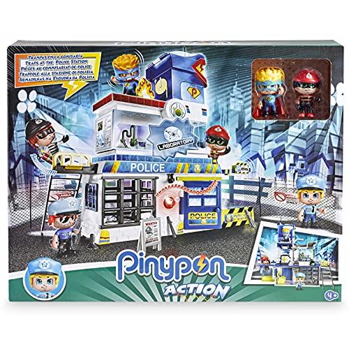 Pinypon Action- Trampas En La Comisaría (Famosa 700014493)
