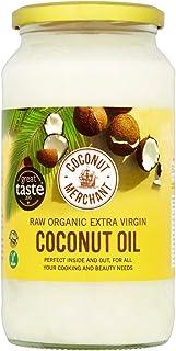 comprar comparacion Aceite de coco orgánico Coconut Merchant 1L | Aceite Virgen Extra, Crudo, prensado en frío, sin refinar | Producido de for...