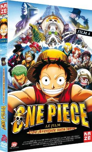 One Piece-Le Film 4 : L'Aventure sans Issue