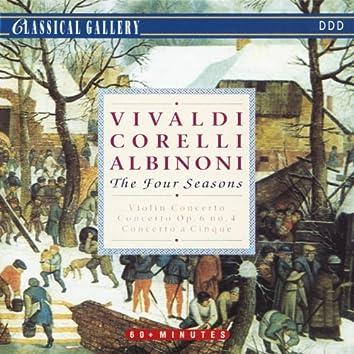 Vivaldi, Corelli, Albinoni