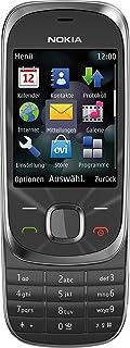 هاتف نوكيا 7230 منزلق ونحيف، 100% موبايل اصلي غير مفقل، اصدار عالمي. شريحة اتصال واحدة 7230 Graphite