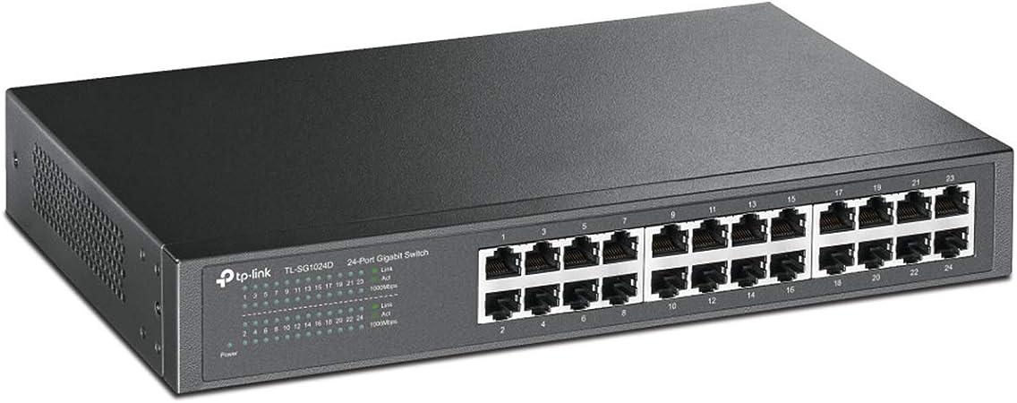 Tp Link Tl Sg2424p 24 Port Gigabit Smart Poe Switch Computers Accessories