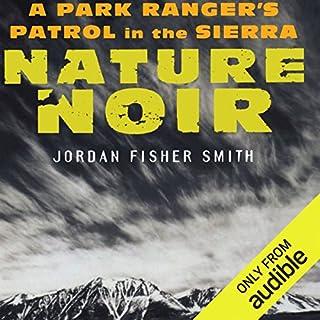 Nature Noir audiobook cover art