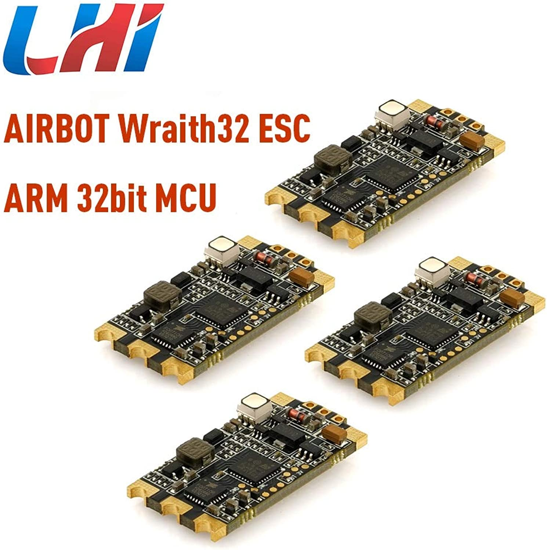 Laliva _32 ESC for Wraith32 32bit Quadcopter Original airbot 35A Support DSHOT1200 Built in Current Sensor for FPV RC helicopt  (color  2pcs)