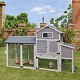Best Chicken Coops - Chicken Coop with Run Outdoor Hen House Review