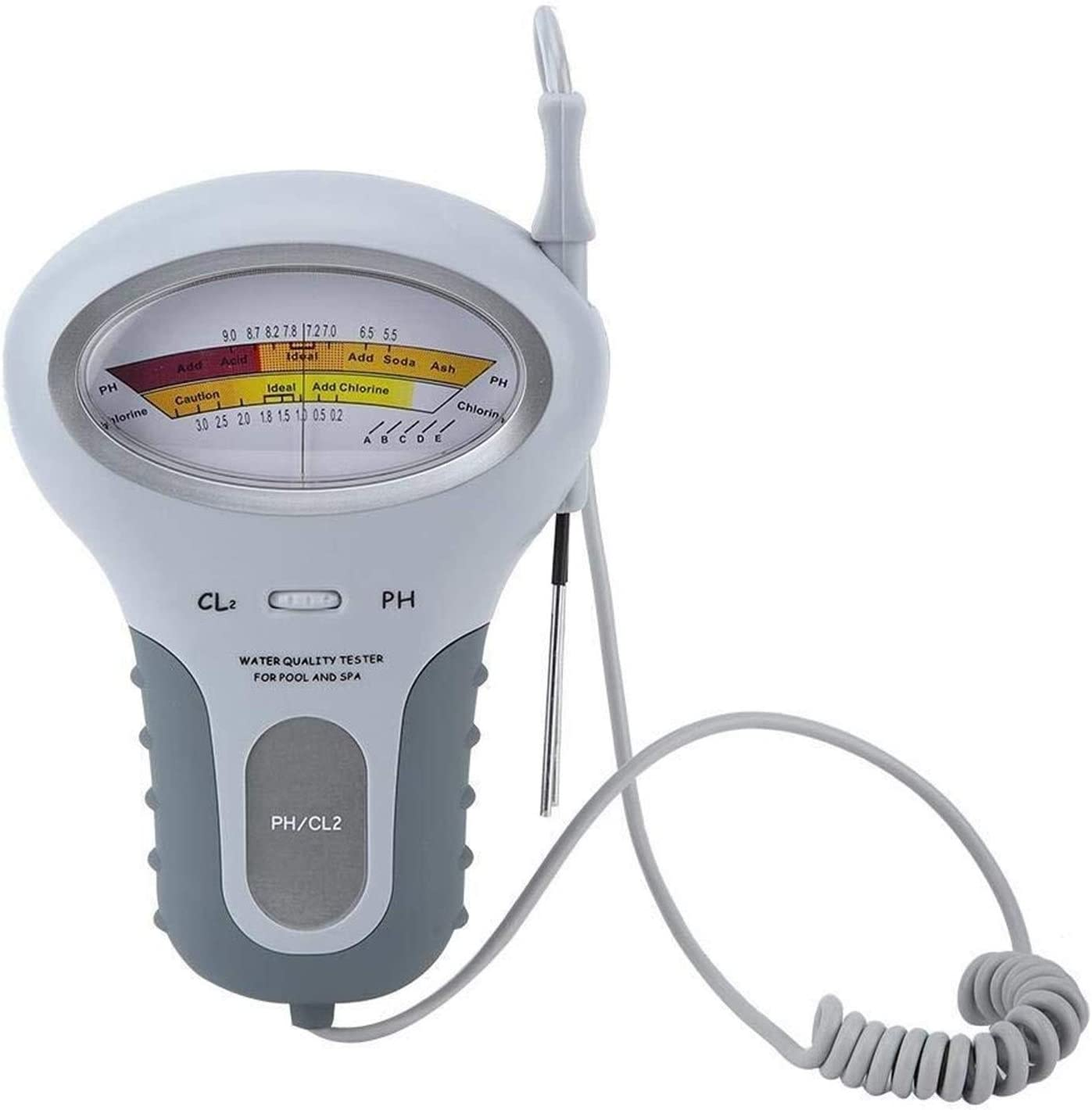 Boston Mall YJYGR PH Super sale period limited CL Chlorine Tester Quality Mete Tester,Water