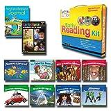 Early Reading Kit Kindergarten Level F G (Spanish Edition)