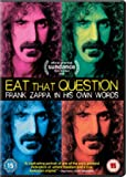 Eat That Question-Frank Zappa in His Own Words [Import]