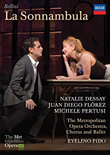 La Sonnambula: Metropolitan Opera (Pido)