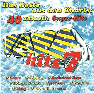 Hits (Compilation CD, 40 Tracks)