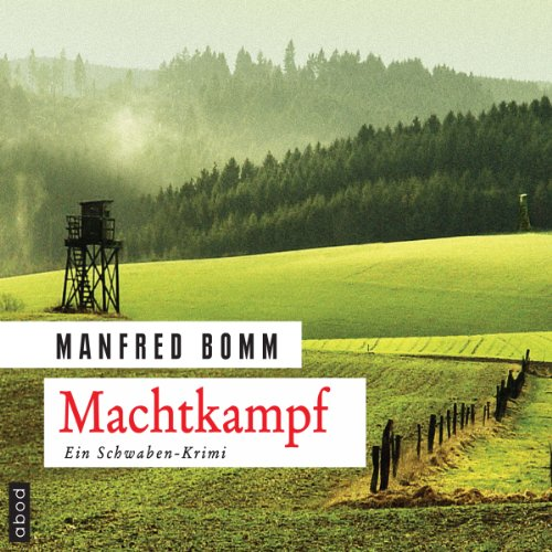 Machtkampf audiobook cover art