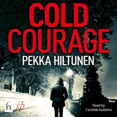 Cold Courage audiobook cover art