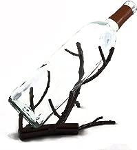 TheopWine Decorative Wine Bottle Holder, Wine Rack, and Wine Accessory - Comes in Gift Box