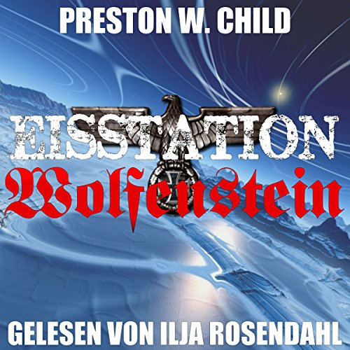Couverture de Eisstation Wolfenstein