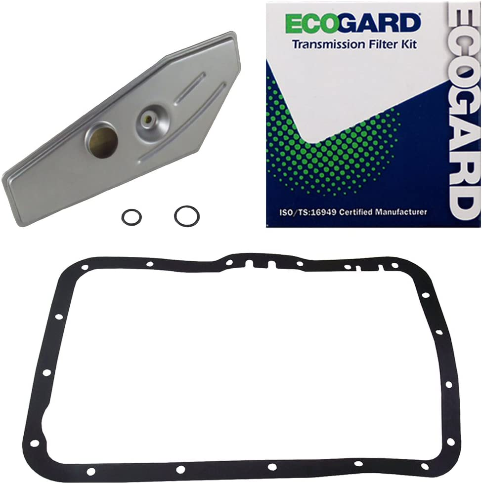 ECOGARD security XT1197 Reservation Premium Professional Transmission Filte Automatic