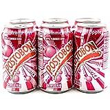 Postobon Manzana - Apple Flavored Soda 12 oz (Pack of 6)
